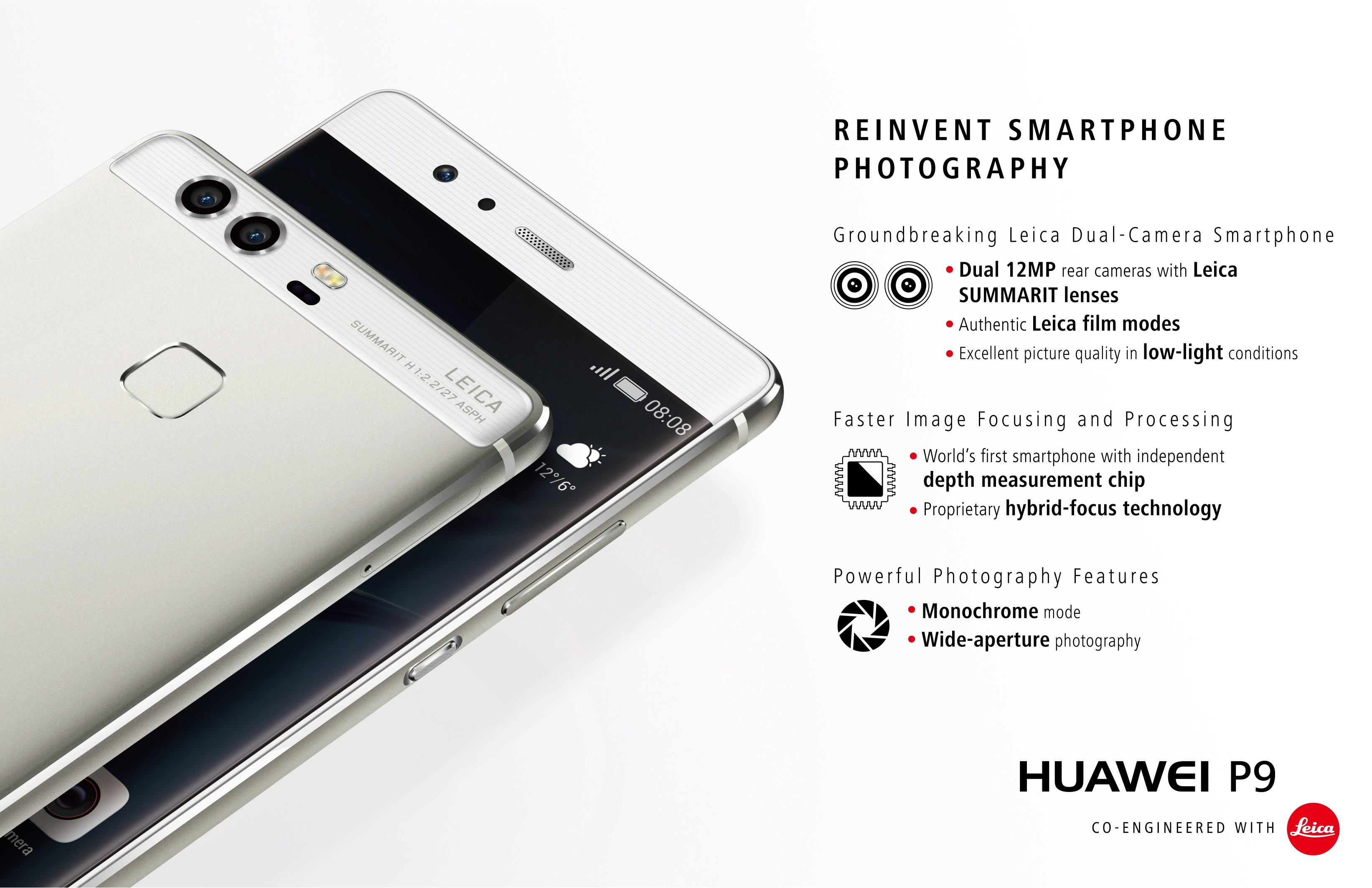Will Photographers Buy The New Huawei P9 and P9 Plus ...