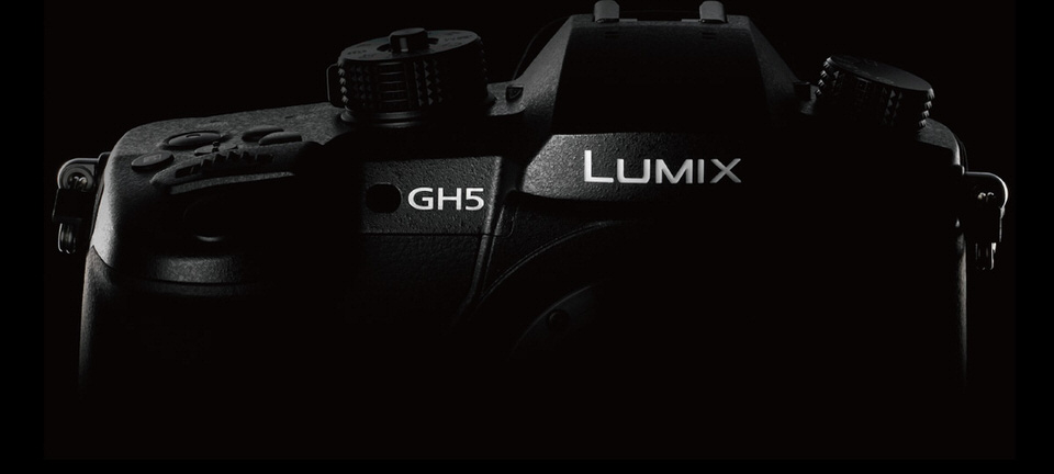 Panasonic Lumix DMC-GH5