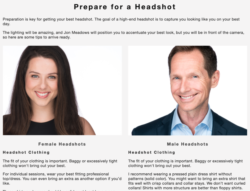 3 Tips for a Smooth Day of Corporate Headshots | JPEGmini Blog