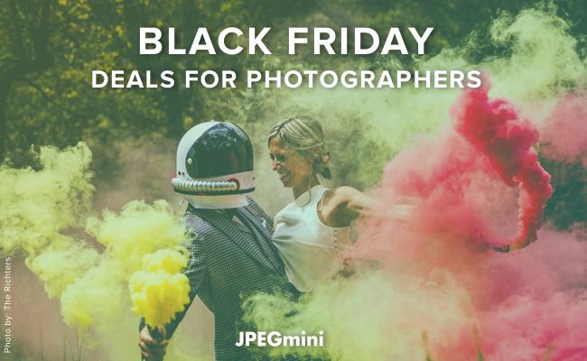 Insane 2019 Black Friday Deals For Photographers Jpegmini Blog